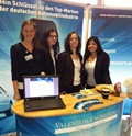 Messestand der Valentum Engineering auf der Connecta 2012